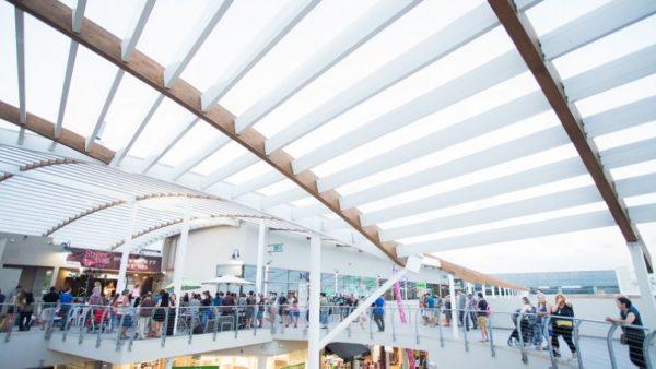 Street mall – Ramat Yshai